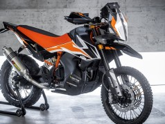 KTM 790 ADVENTURE R prototype images