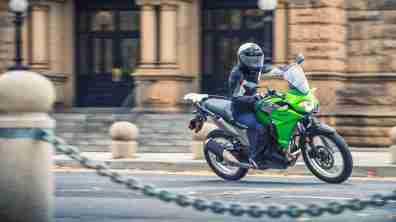 Kawasaki Versys-X 300 images