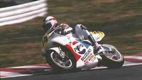 Kevin Schwantzs' Suzuki RGV500