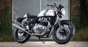 Royal Enfield Continental GT 650