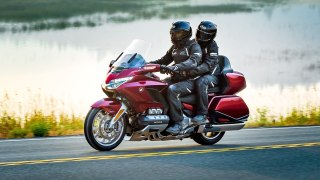 2018 Honda Gold Wing India