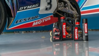 Suzuki and Motul team up