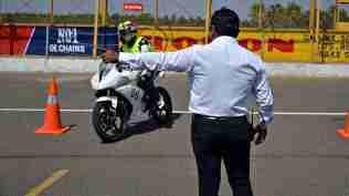 Anil Kumar S Apex racing