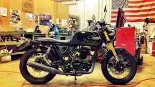 Cleveland CycleWerks custom