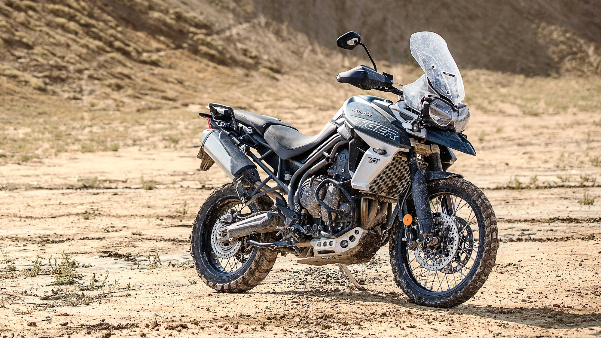 Triumph Tiger 800 Xca Launched In India Iamabiker Everything