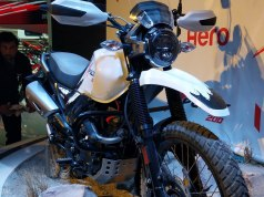 Hero XPulse 200 headlight
