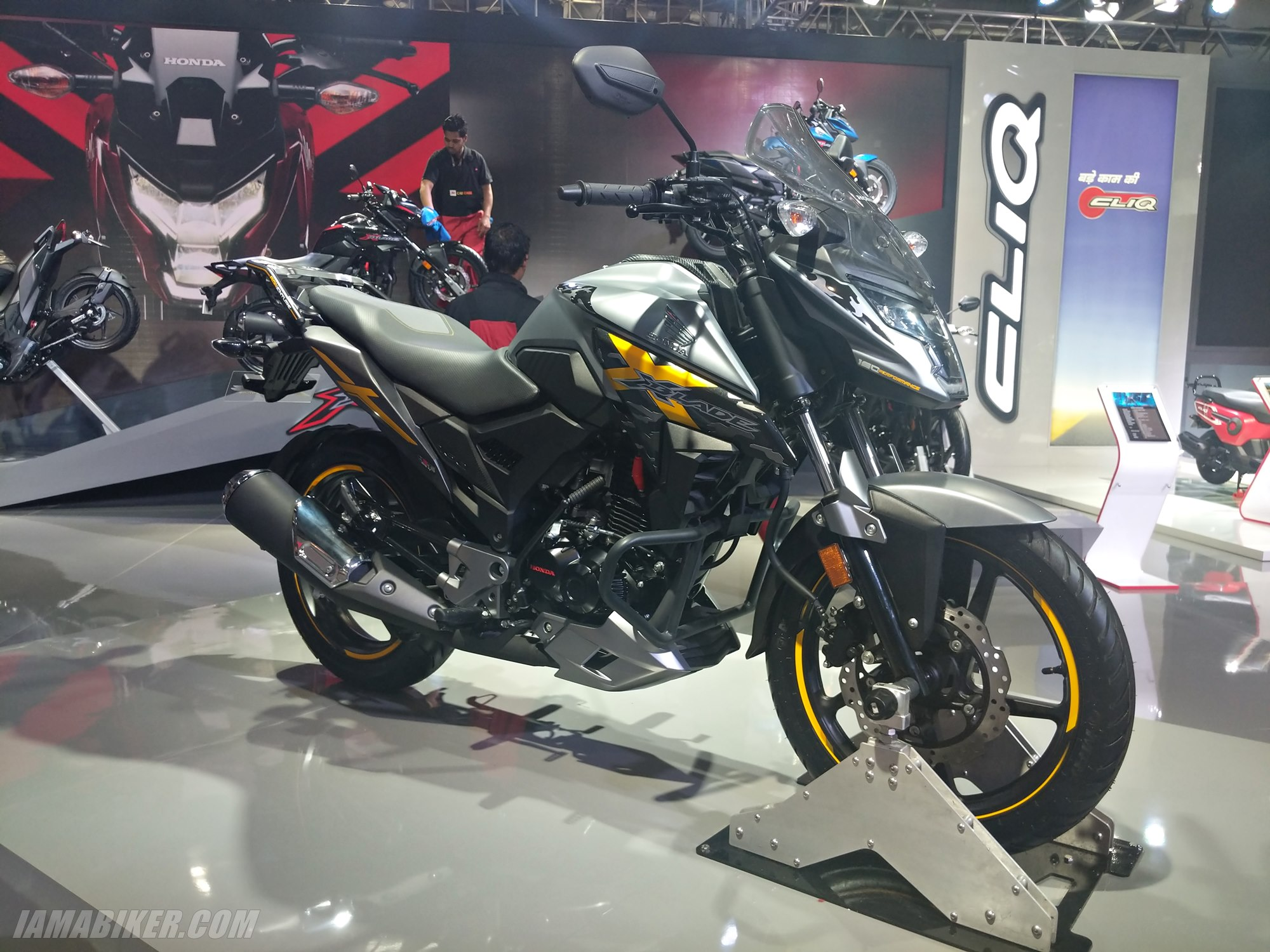 Honda Xblade Adventure Edition Iamabiker