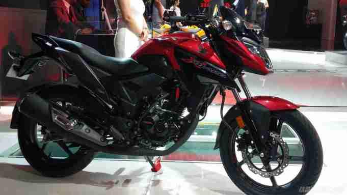 Honda XBlade