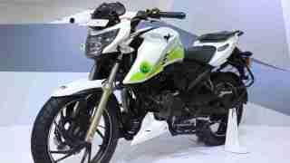 TVS Apache RTR 200 Fi Ethanol