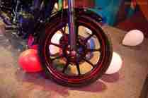 Thunderbird 350X alloy wheel
