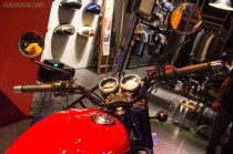 Thunderbird 350X handlebar
