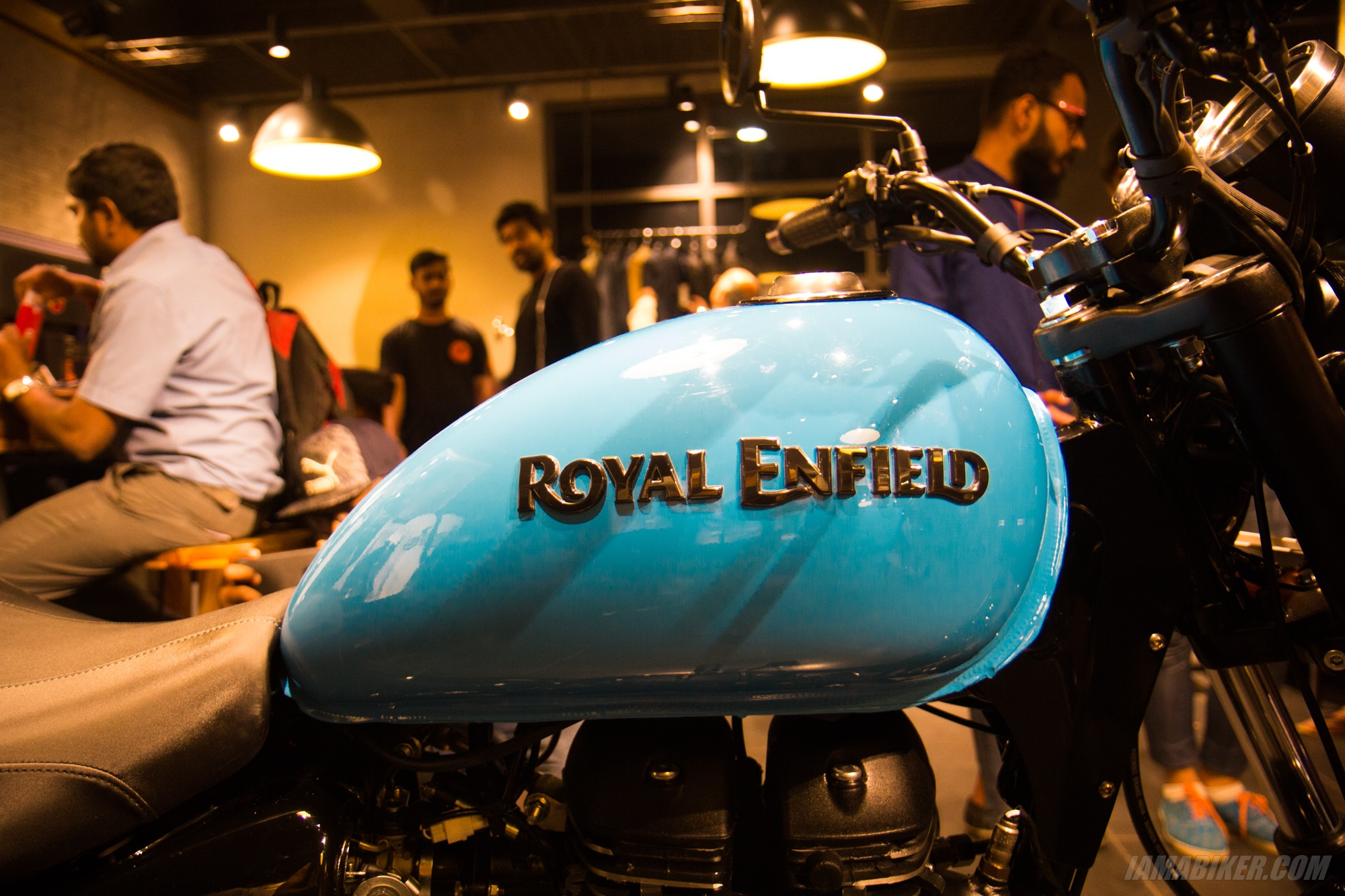Bipin Royal Enfield