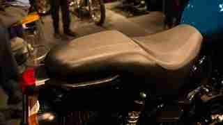Thunderbird 500X seat