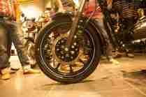 Thunderbird 500X alloy wheel