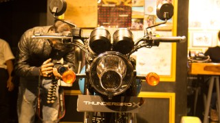 Thunderbird 500X headlight
