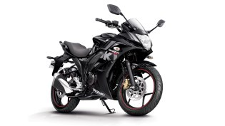 2018 Suzuki Gixxer SF Black colour option