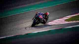 Maverick Vinales Qatar MotoGP test 2018