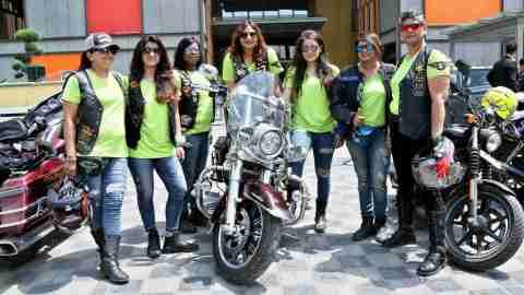 Ladies of Harley-Davidson