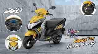 2018 Honda Dio features