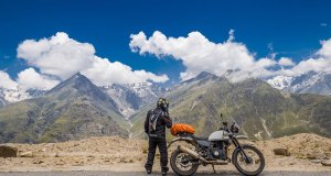 Royal Enfield Himalayan Odyssey 15th edition 2018