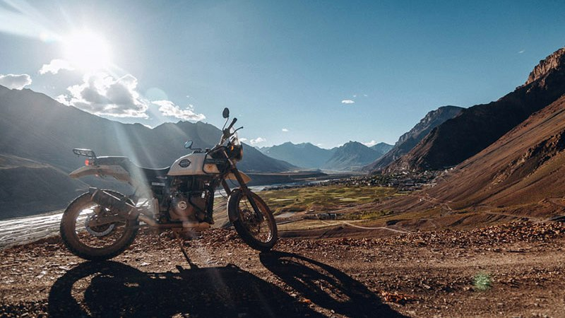 Royal Enfield Himalayan Odyssey 15th edition