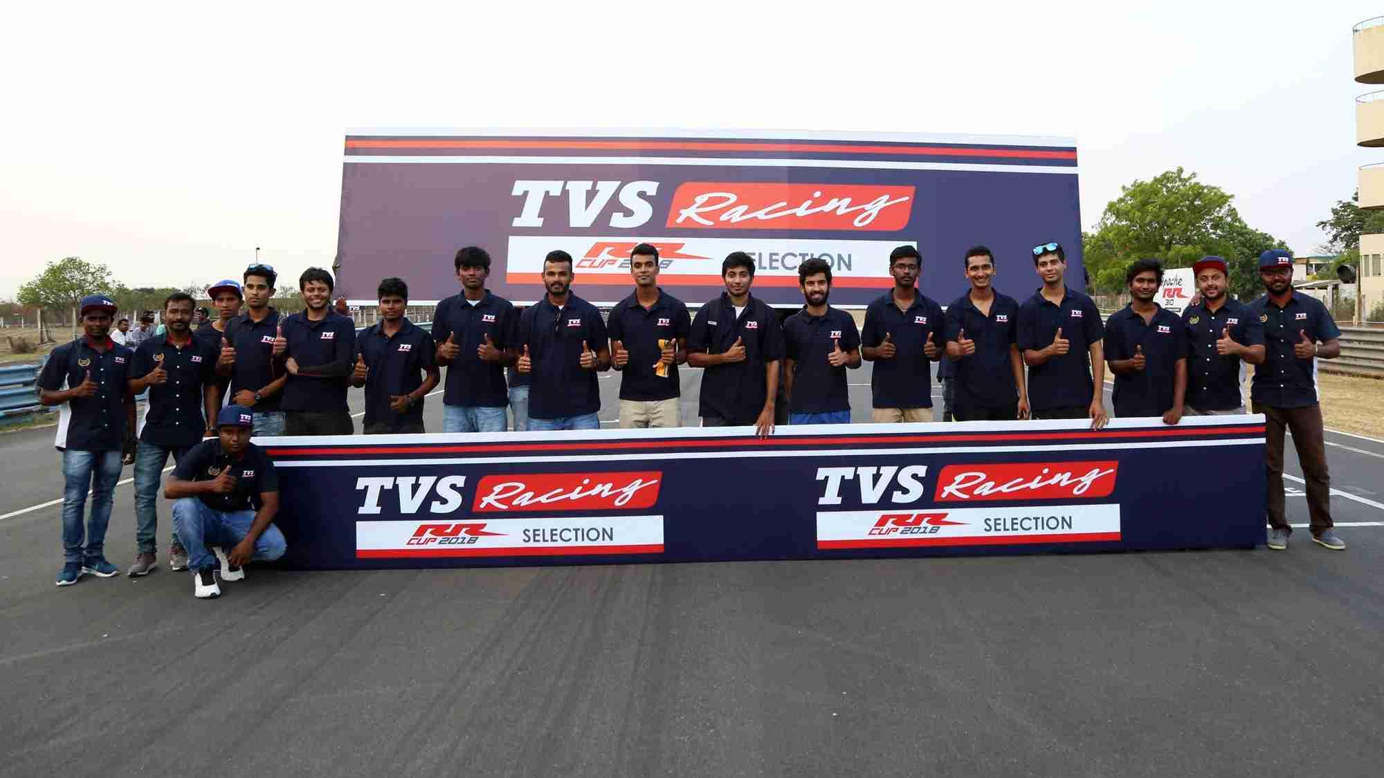 TVS announces RR One Make Series