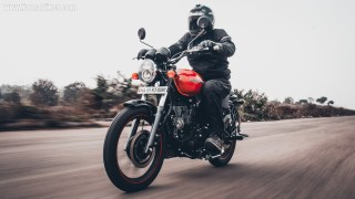 Thunderbird 350X review road test