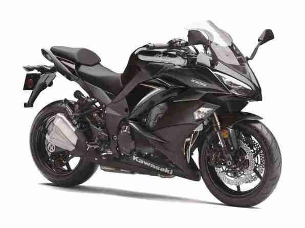 2019 Kawasaki Ninja 1000