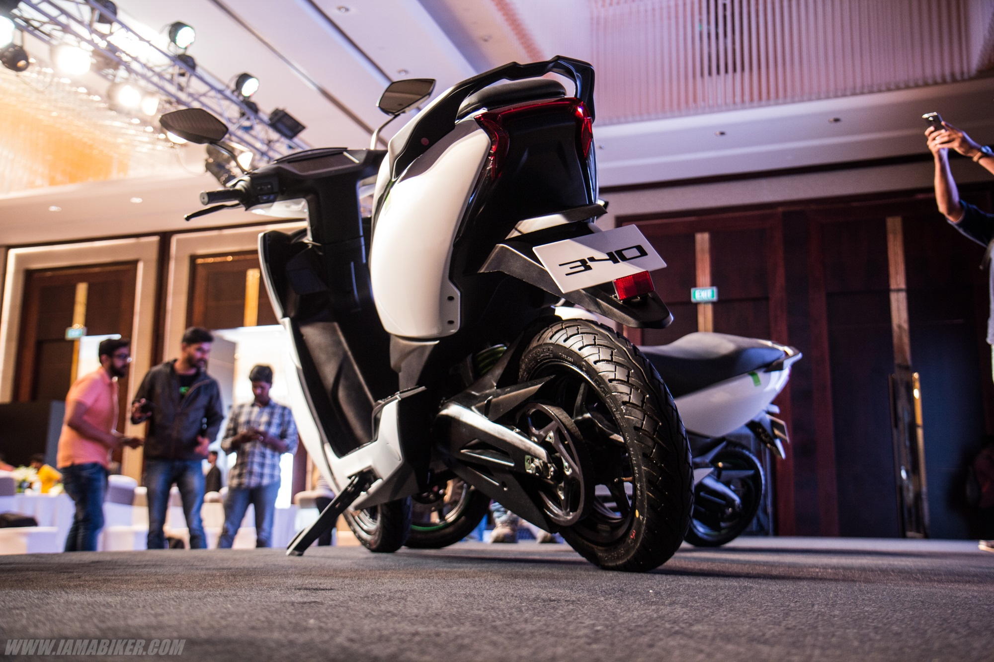 Ather 340 and Ather 450 launched