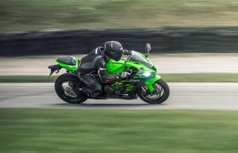 India assembled Kawasaki Ninja ZX-10R