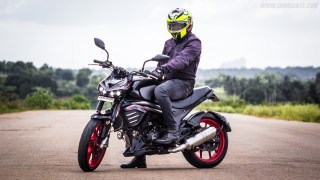 Mahindra Mojo modified
