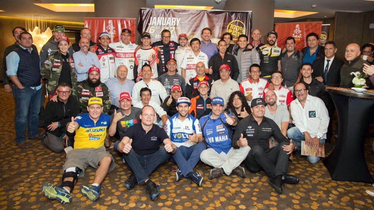 Peru to host the 2019 Dakar from start to finish