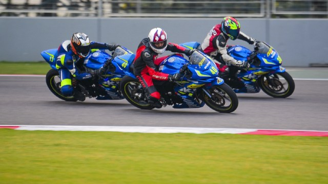 Suzuki Gixxer Cup 2018 starts July 5th