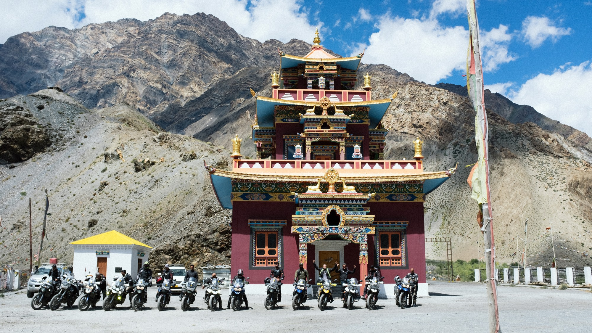 Triumph Tiger Trails Spiti 2 announced