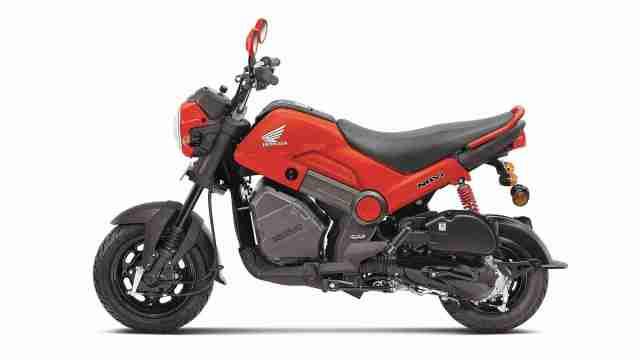 2018 edition Honda NAVi