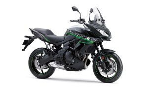 2019 Kawasaki Versys 650 new colour options