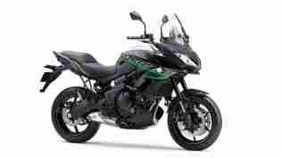 2019 Kawasaki Versys 650 new colour options