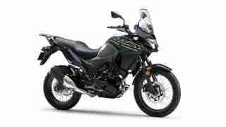 2019 Kawasaki Versys X 300 new colour option