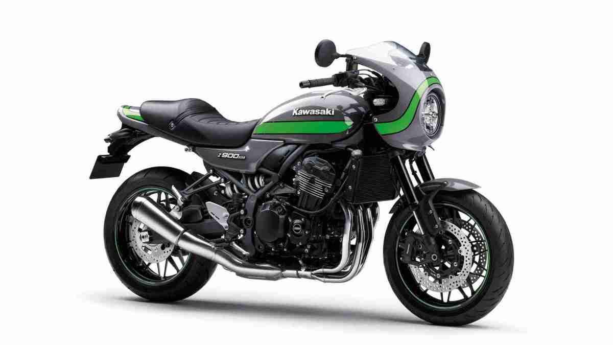 2019 Kawasaki Z900RS CAFE new colour option
