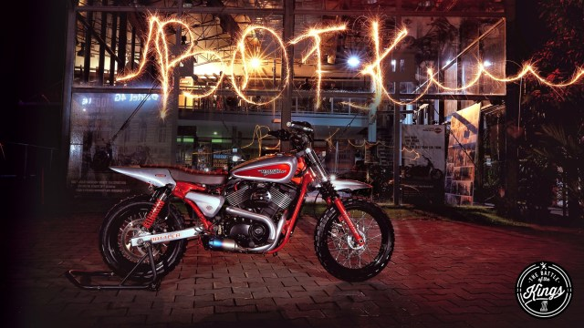 Battle of the Kings by Harley Davidson now in India