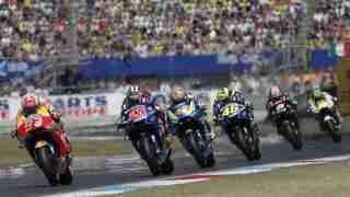 Marquez, Rins and Vinales on podium at Assen MotoGP