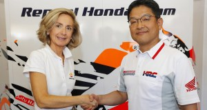 Repsol and Honda renew contract