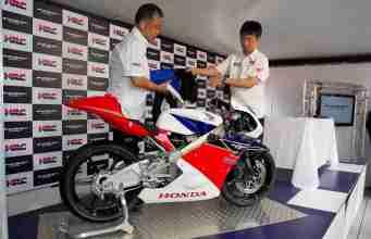 Honda India NSF250R