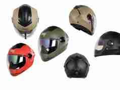 Steelbird SBA 2 Double Visor helmet