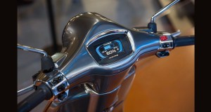 Vespa Elettrica production