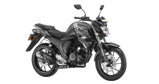 Yamaha FZS-FI DARKNIGHT colour option