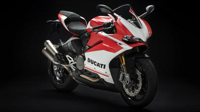 Ducati 959 Panigale Corse launched in India