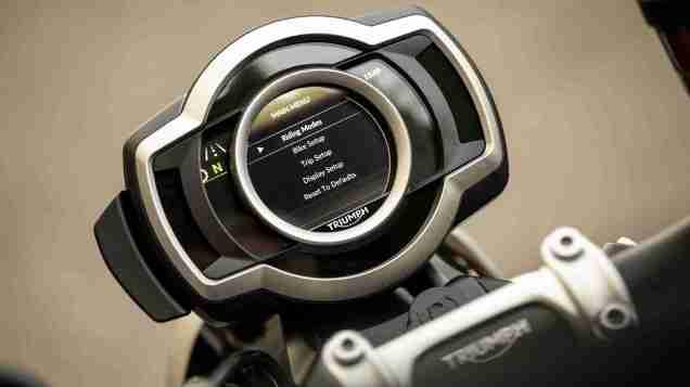 2019 Triumph Scrambler 1200 XC