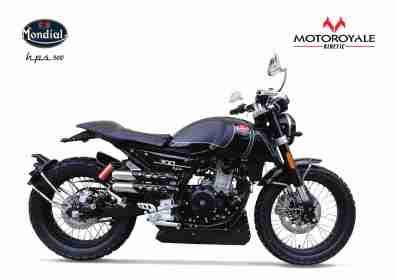 FB Mondial HPS 300 India