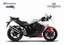 Hyosung GT250 R India
